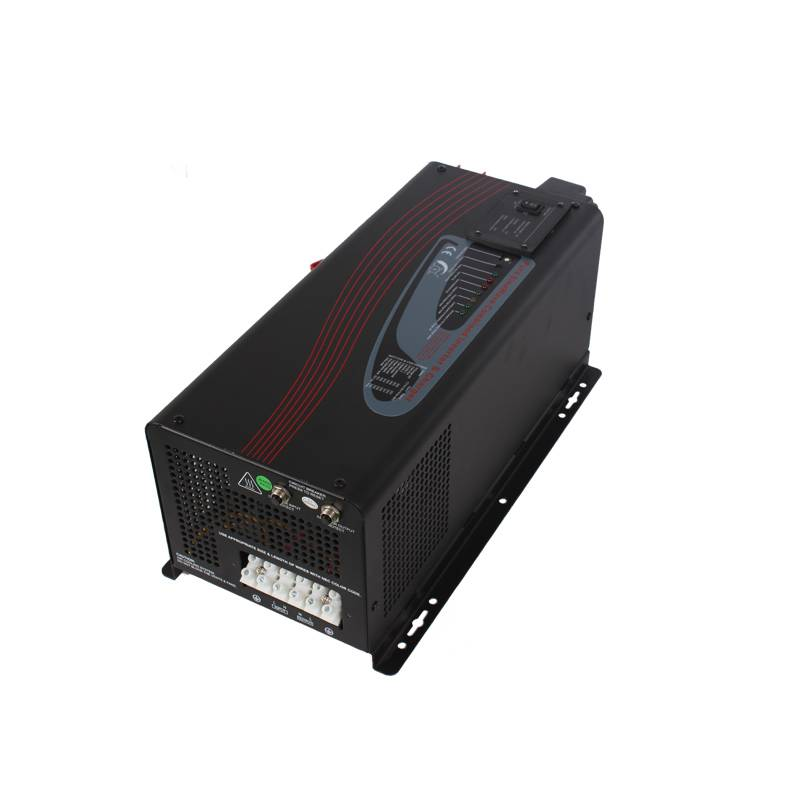Wholesale 3000 Watt 12/24/48 Voltage DC AC Inverter with 3-step Intelligent Battery Charging Charge