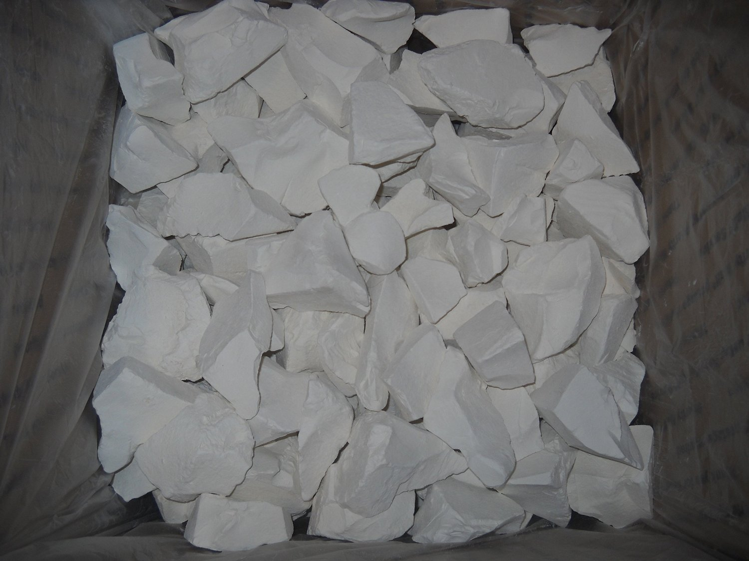 Kaolin Clay Chunks
