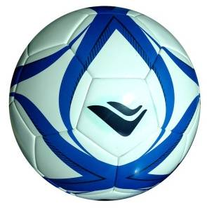 Match Quality Laminated Football