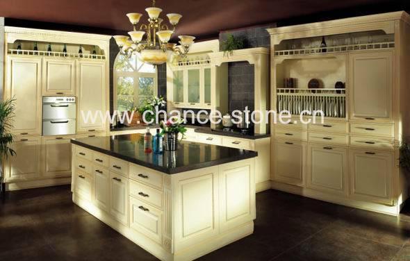 Shanxi Black Kitchen top
