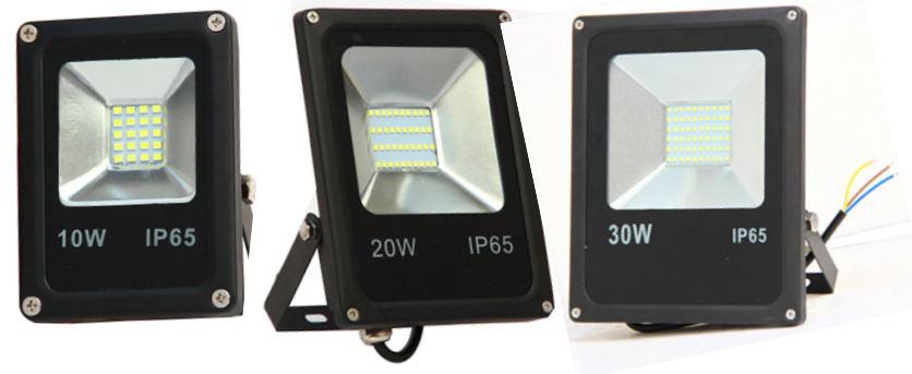 LED Flood Light 10W 20W 30W