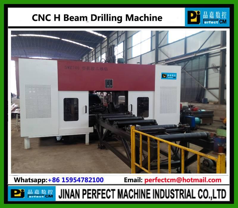 CNC H Beam Drilling Line Machine