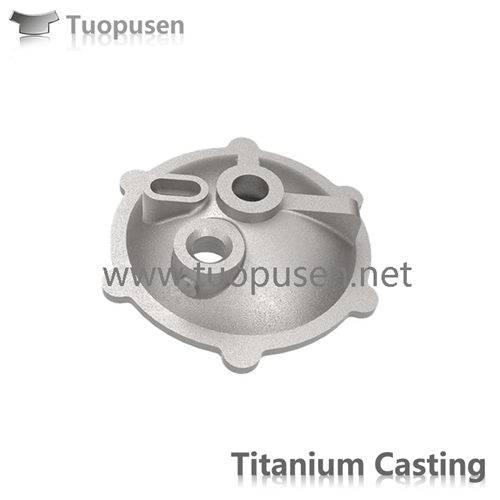Titanium Castings Parts corrosion resitance in marine