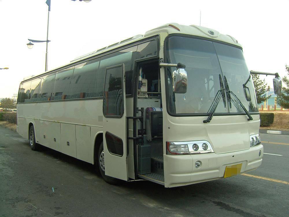 Daewoo Used Bus
