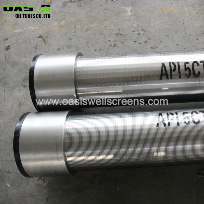 "API 9 5/9"" Tubes with BTC connection for well drilling"