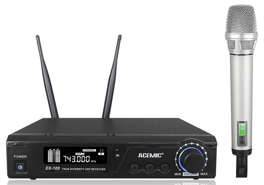 ACEMIC Wireless Microphone EX-100