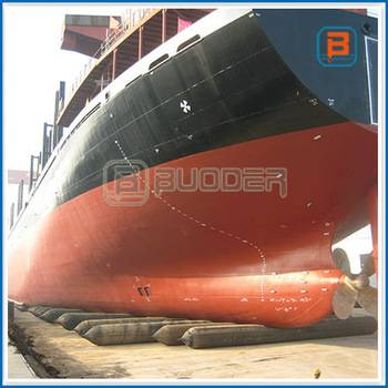 Marine Rubber Airbags for Ship Launching