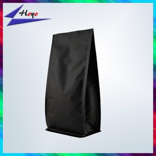Folding Style kraft paper coffee bags