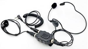 Two way radio headset  >>  Tactical headset  >>  SC-VD-A-331160