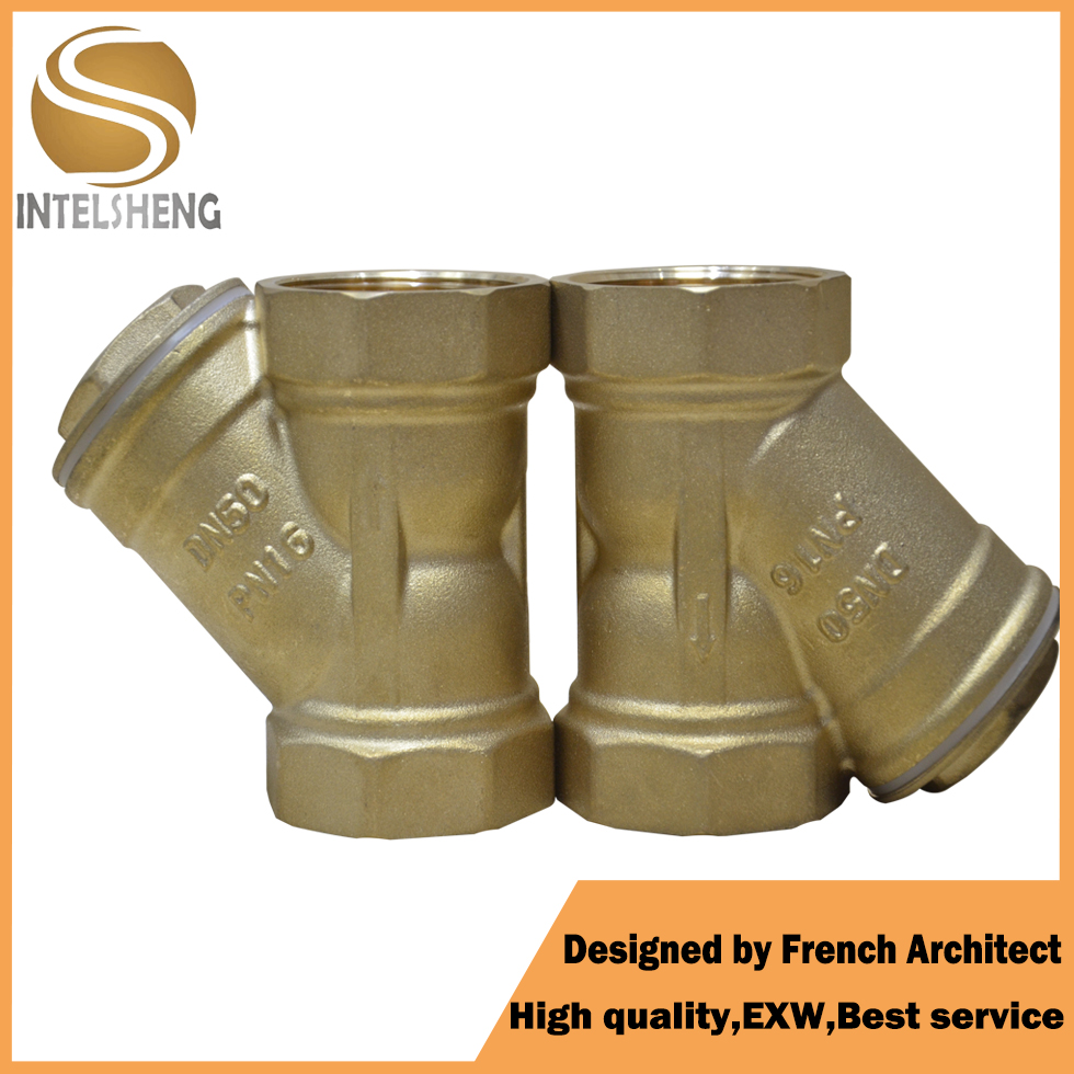 brass Y filter for sale DN40-DN50