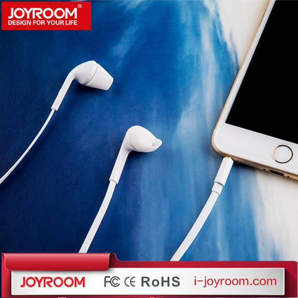 JOYROOM Hot selling headphone headset earphone In-ear headset