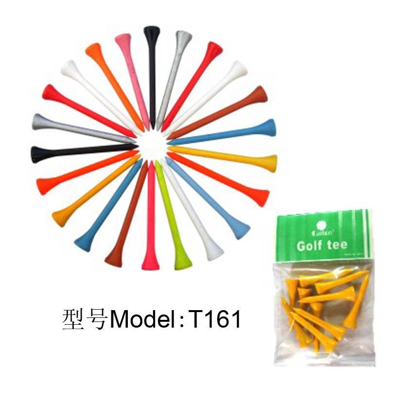 wooden golf tees