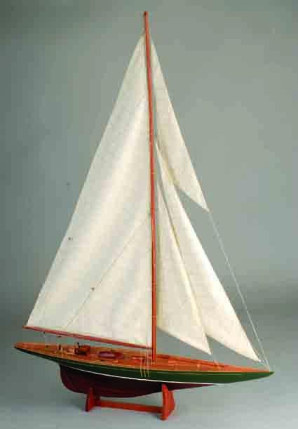 ship model --Shamrock