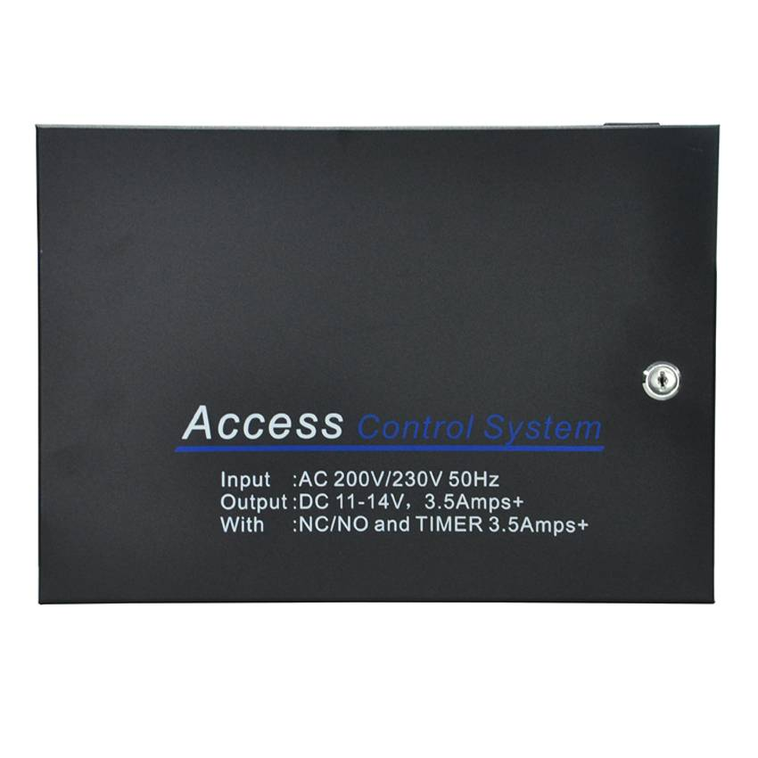 Power Supply for Access Control Panel