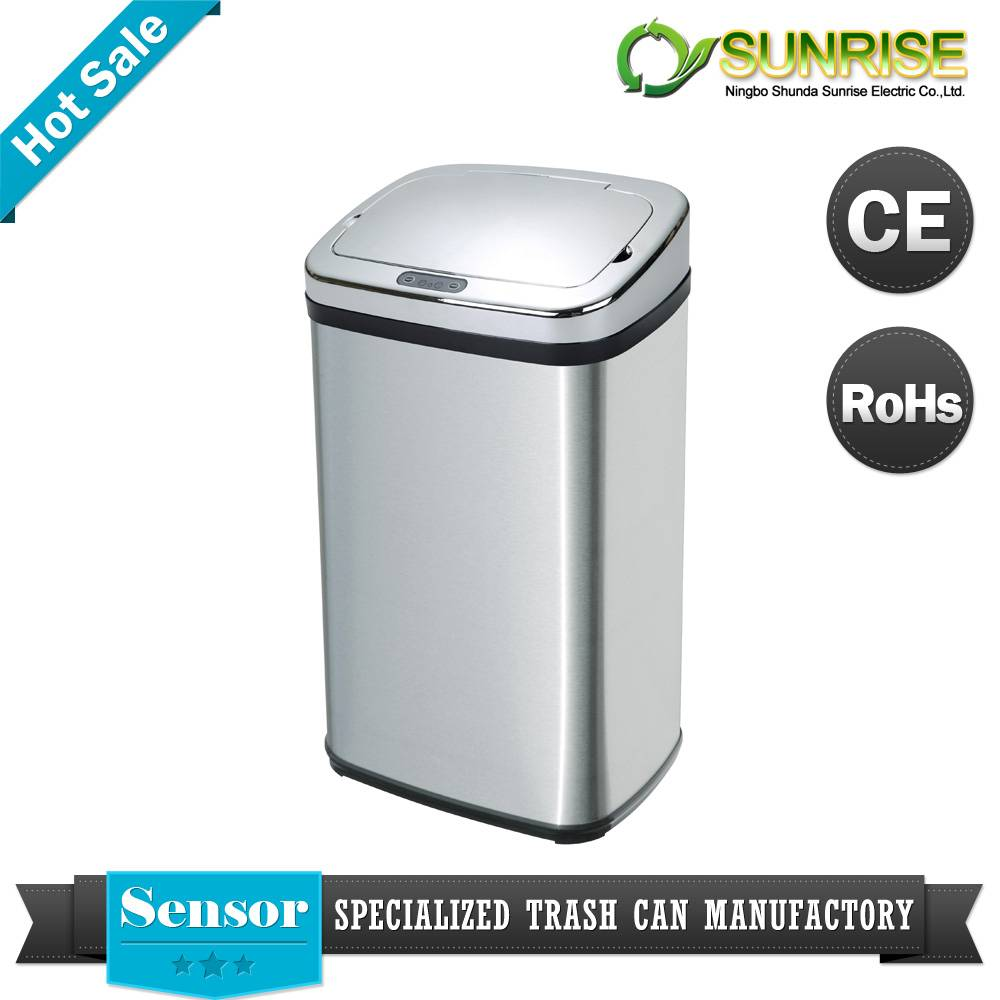 decoration industrial large dustbin