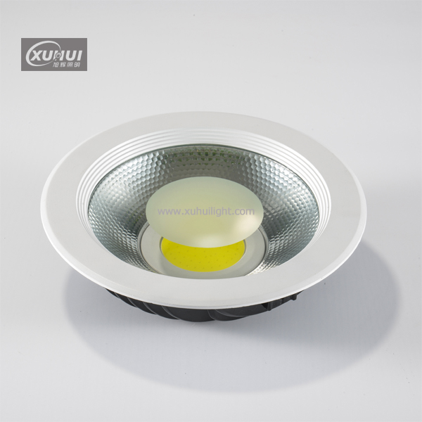 LED Cob Downlight Die-Casting Aluminum 5W-30W Glare Free Project Light