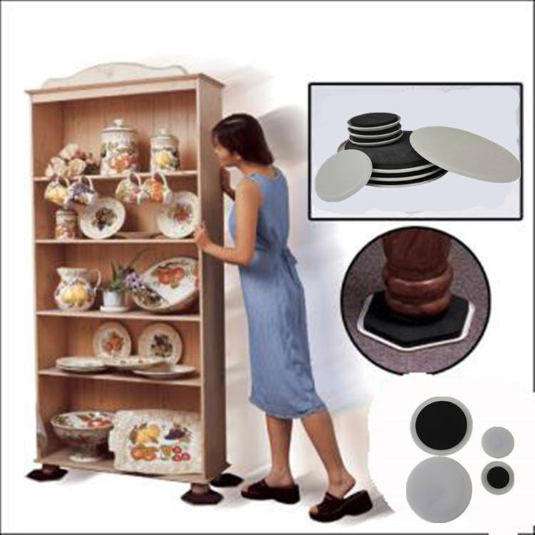 Sofa table wardrobe mobile sliding foot pad Multi-function moving mobile pad Furniture mobile slidin