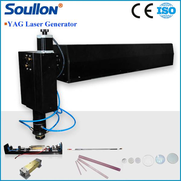 Laser Cutting Machine Spare Parts ND:YAG Laser Generator with Good Prices