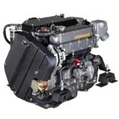 New Yanmar 4JH45 Marine Diesel Engine 45HP