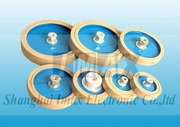 RF Power Disk Ceramic Capacitor