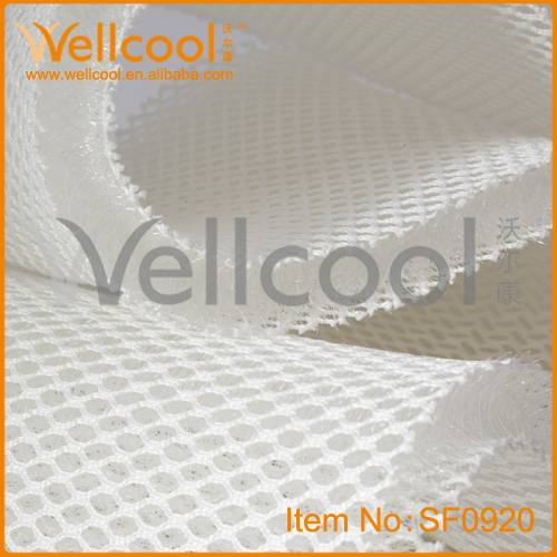 washable and breathable warping knitted 3d  fabric for mattress