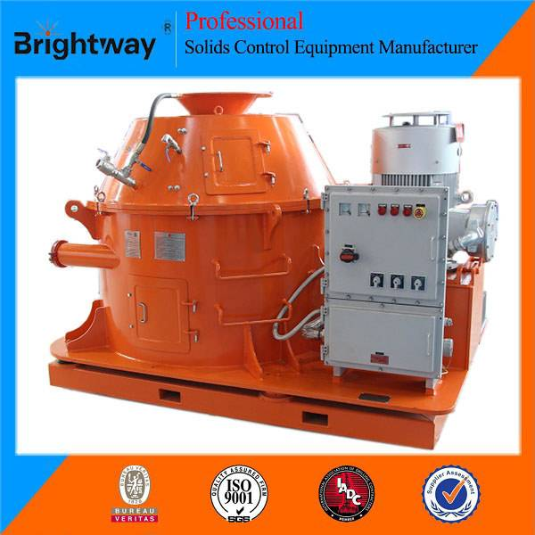 Brightway Solids Drilling Waste Vertical Cuttings dryer