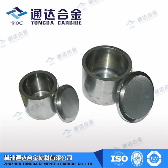 Tungsten Carbide Grinding Jars