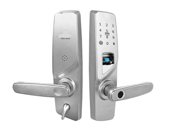 Fingerprint password lock Intelligent Door Smart Lock