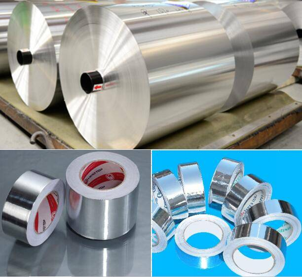 tape aluminum foil