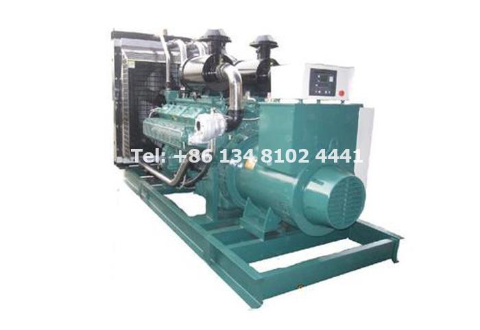 330KW WUXI Diesel Generator