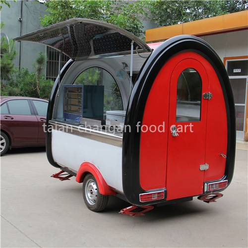 Hot Sale Mobile Food Vending Trailer