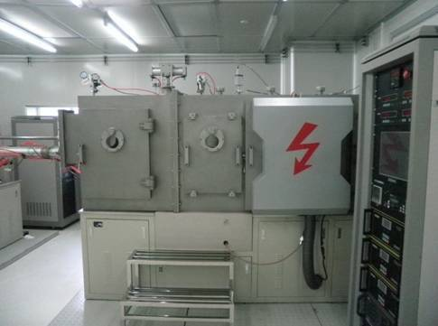 Continuous Magnetron Sputtering System