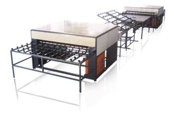 Insulated Glass Production Line with Rubber Spacer Strip