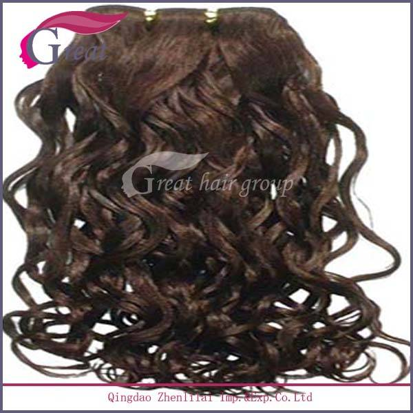 Greathairgroup  Brown color Remy hair