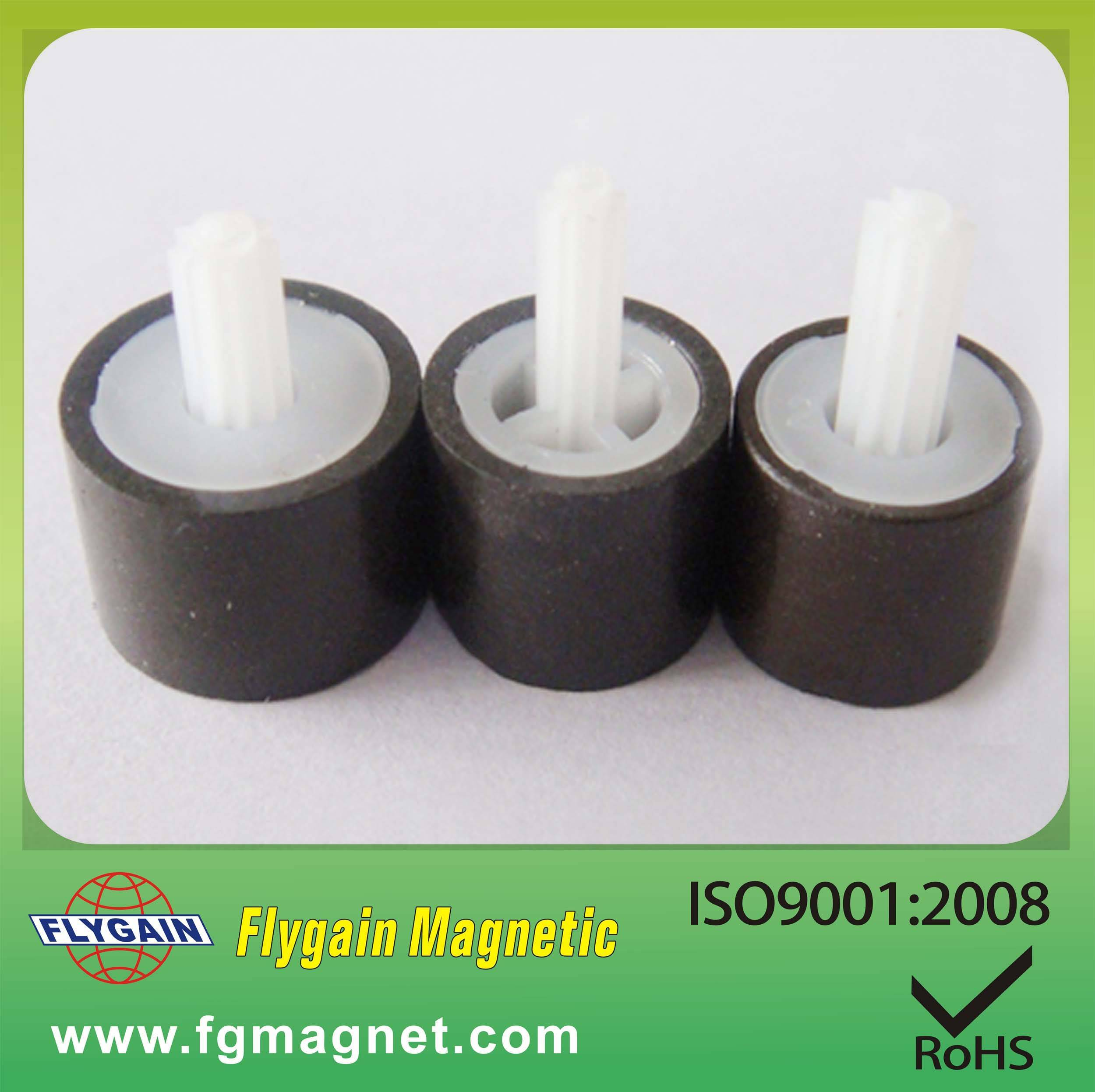 customize rare earth plastic bonded magnet