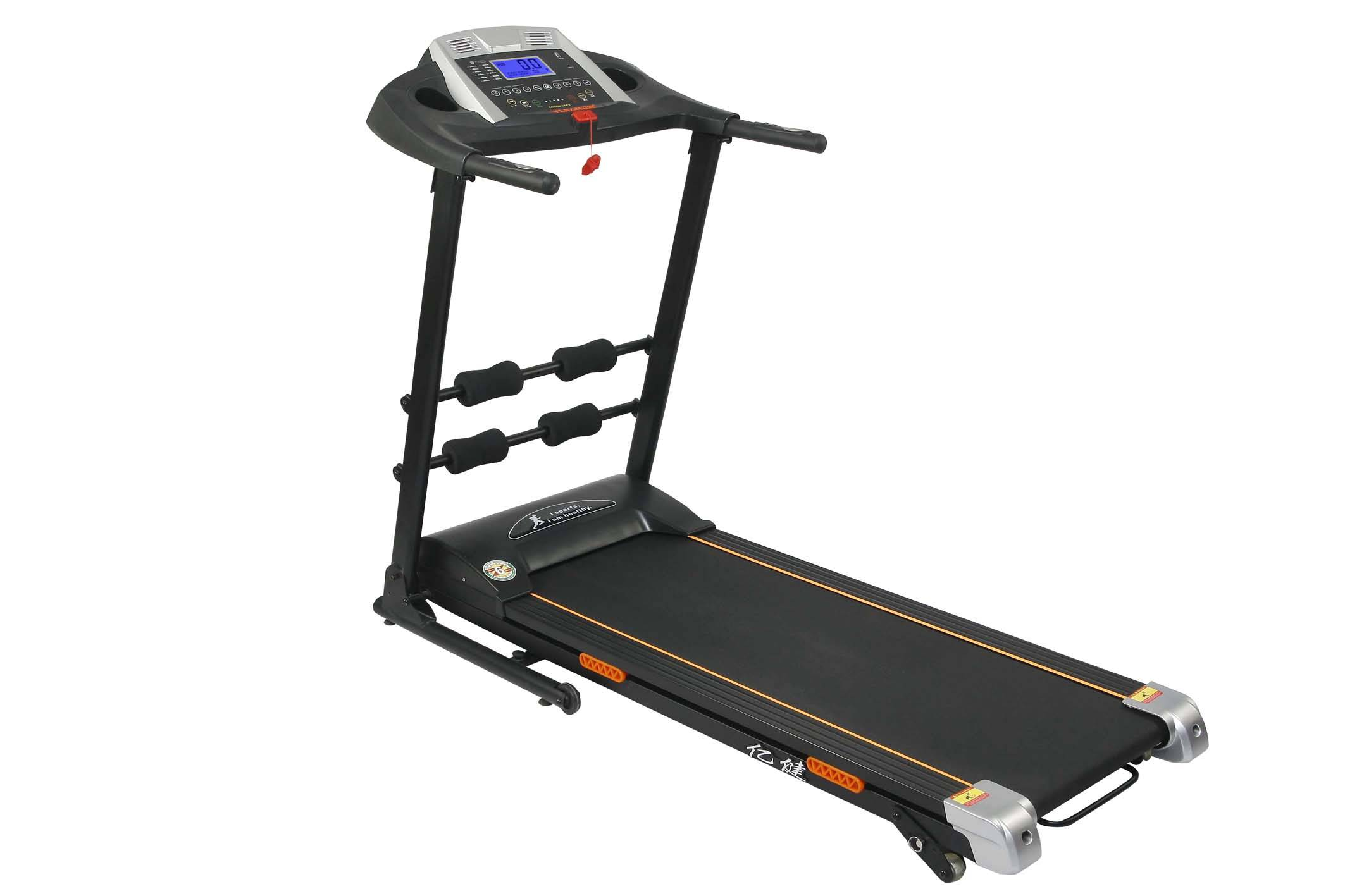 2015 New Design Motorized Treadmill DK-07