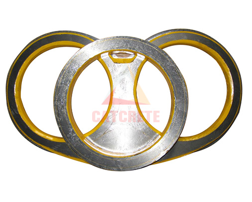 Schwing Parts Wear Plate and Wear Ring for Truck Mounted Concrete Pump