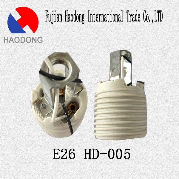 E26-005ceramic lamp holder