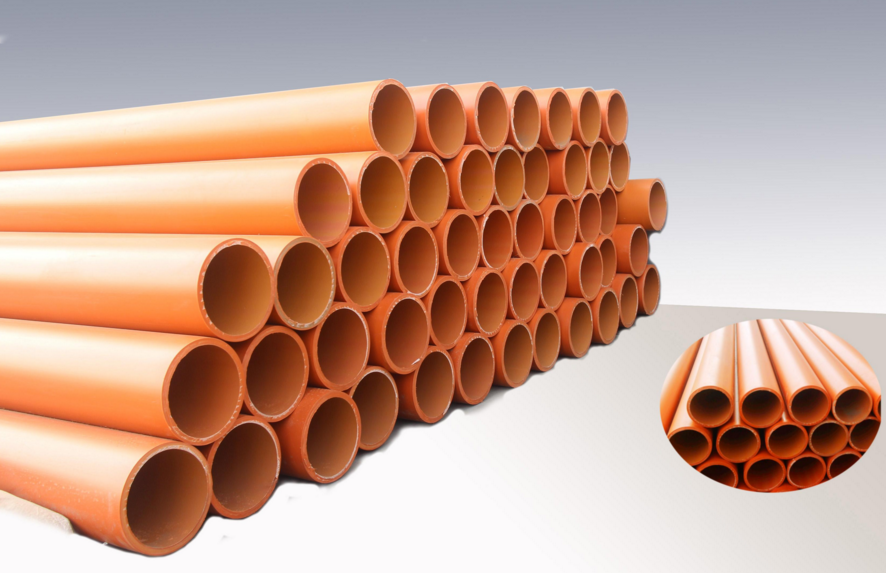 MPP cable protection pipe