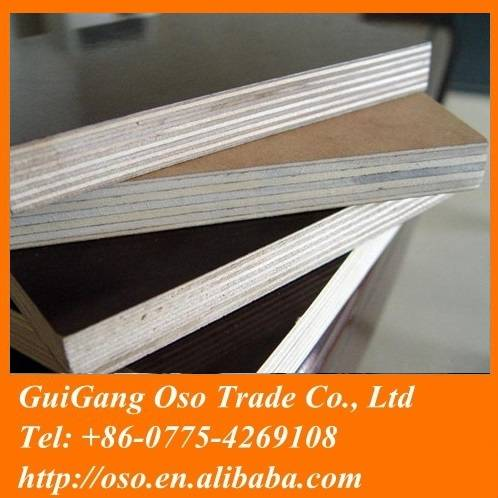 Cheap high quality film faced plywood