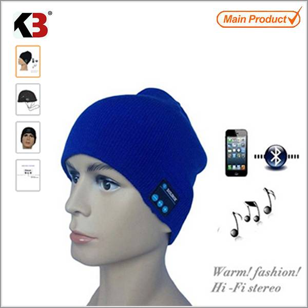 2015 new bluetooth hat