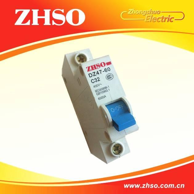 C45 mini circuit breaker.mccb