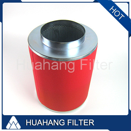 100mm Activated Carbon Filter Cartridge adoped for Air Filtration