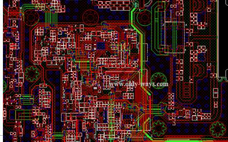 Amplifier products pcb design,layout