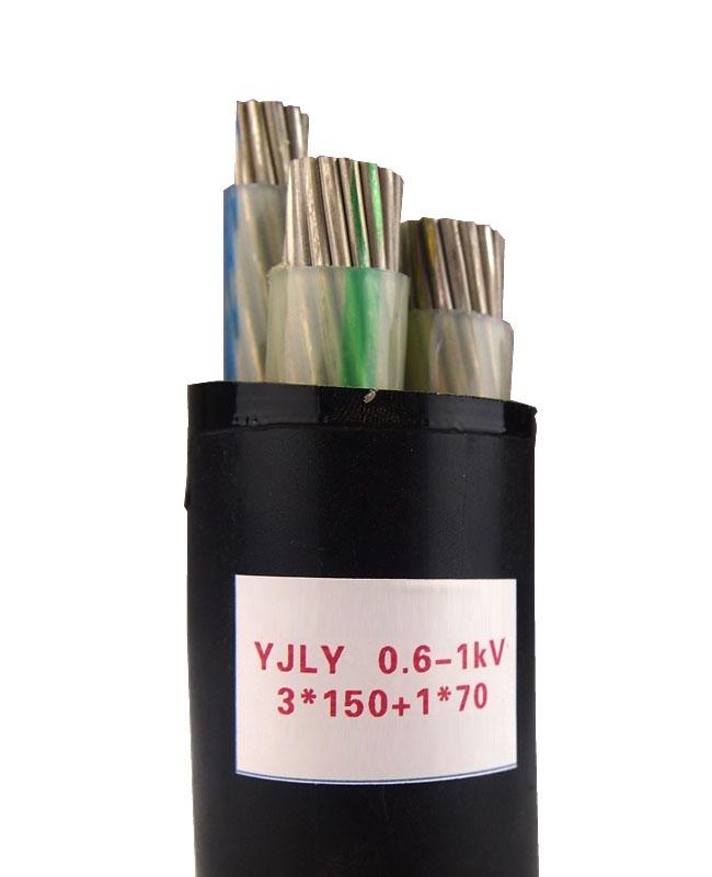 YJLY 0.6-1KV 3X150+1X70