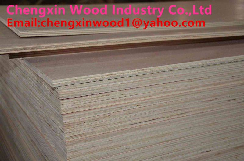 High Quality China Supplier Best Commercial Plywood
