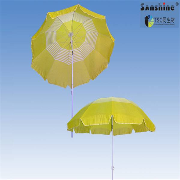 beauty 180cm small beach umbrella