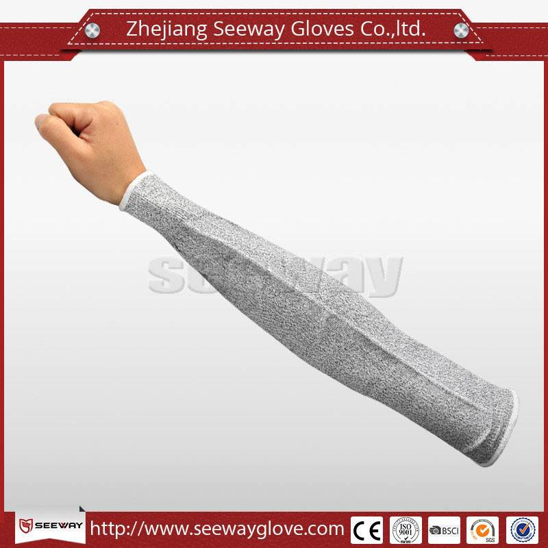 SeeWay SP01 HDPE Cut Resistant sleeves High Performance Level 5 Protection