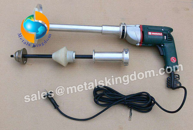 "DN20-150mm 1""-6"" M100 Portable Safety Valve Grinding Machine"