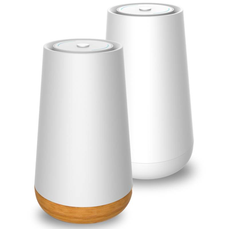 Wireless bluetooth portable speaker atmosphere music lamp smart LED light lamp